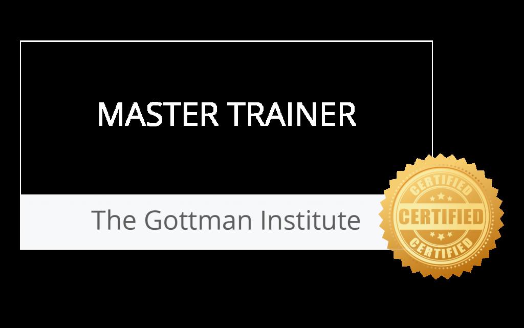 Gottman Master Trainer